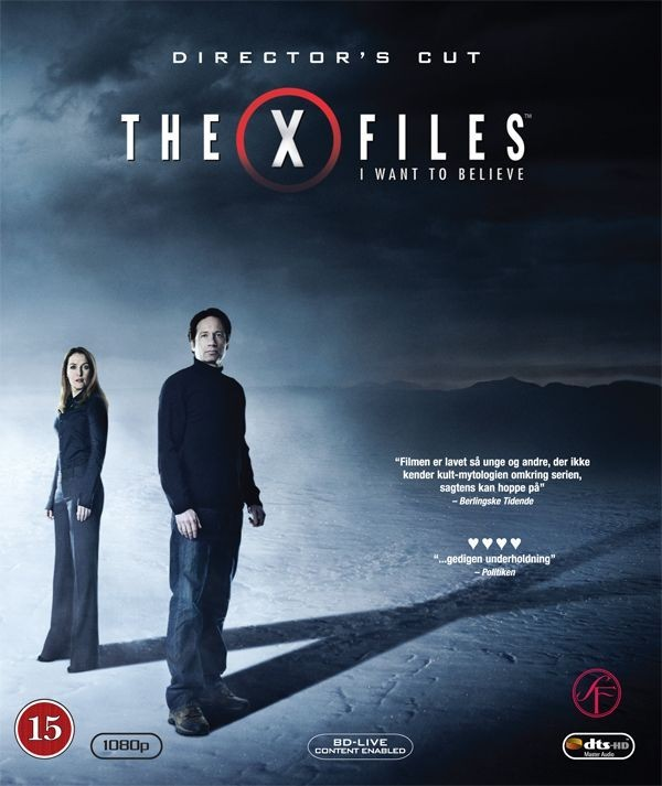 Køb The X-Files: I Want To Believe [directors cut incl. digital copy]